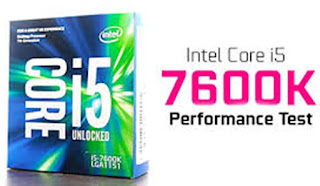 Processor INTEL Core i5-7600K