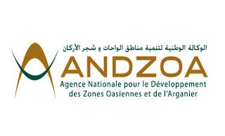 الوكالة الوطنية لتنمية مناطق الواحات وشجر الأركان - andzoa
