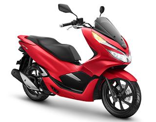 Harga Honda PCX 150 CBS dan ABS di Bali