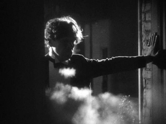 """George Bancroft in Josef Von Sternberg's """"Underworld"""" (1927)."""