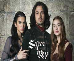 Salve al rey capítulo 18 - Teledoce | Miranovelas.com