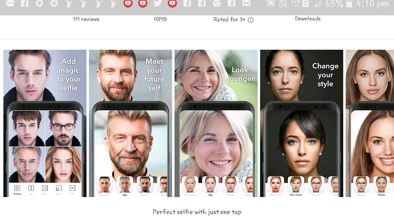 FaceApp-AI Face Editor Old-Age Filter shows you old: know where - My