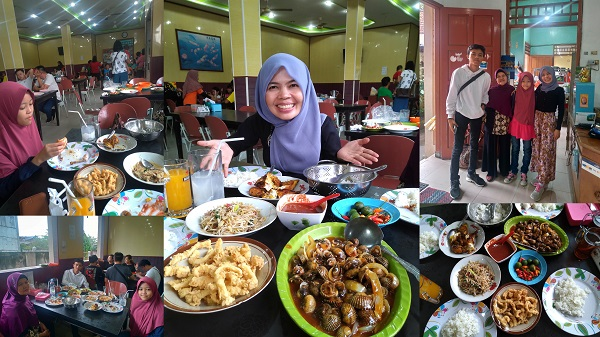 Seafood Restoran Mr. Asui Pangkal Pinang
