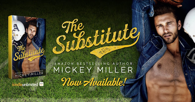 THE SUBSTITUTE by Mickey Miller #Review