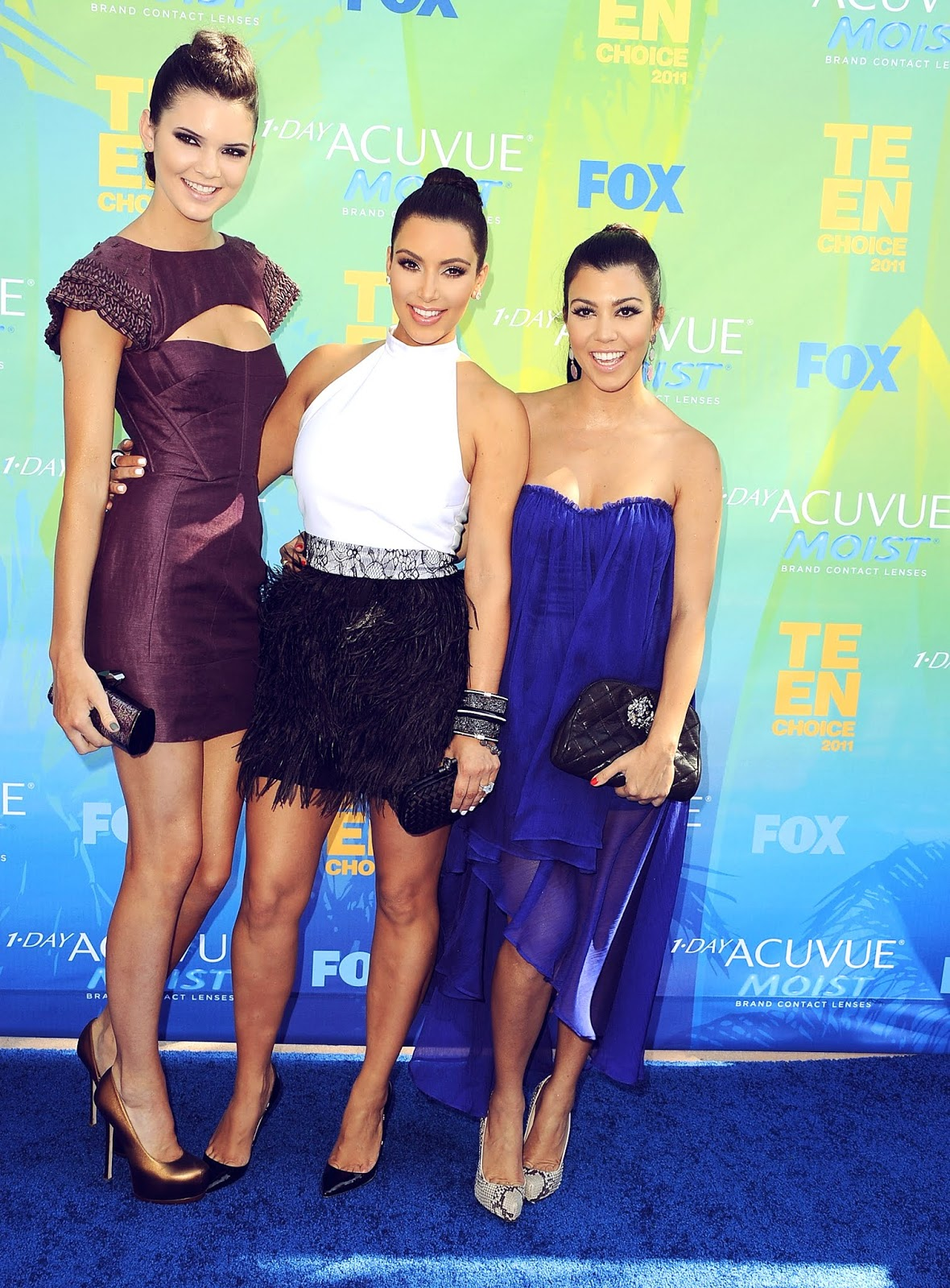 23 - Teen Choice Awards in August 11, 2011