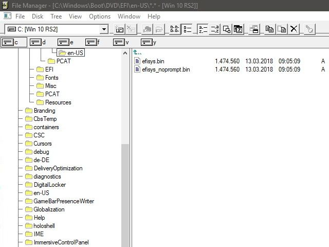 Microsoft has made available the source code of one of the main Windows 3.0 applications - File Manager.