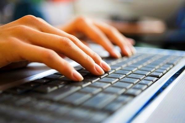 Tập viết báo và blog