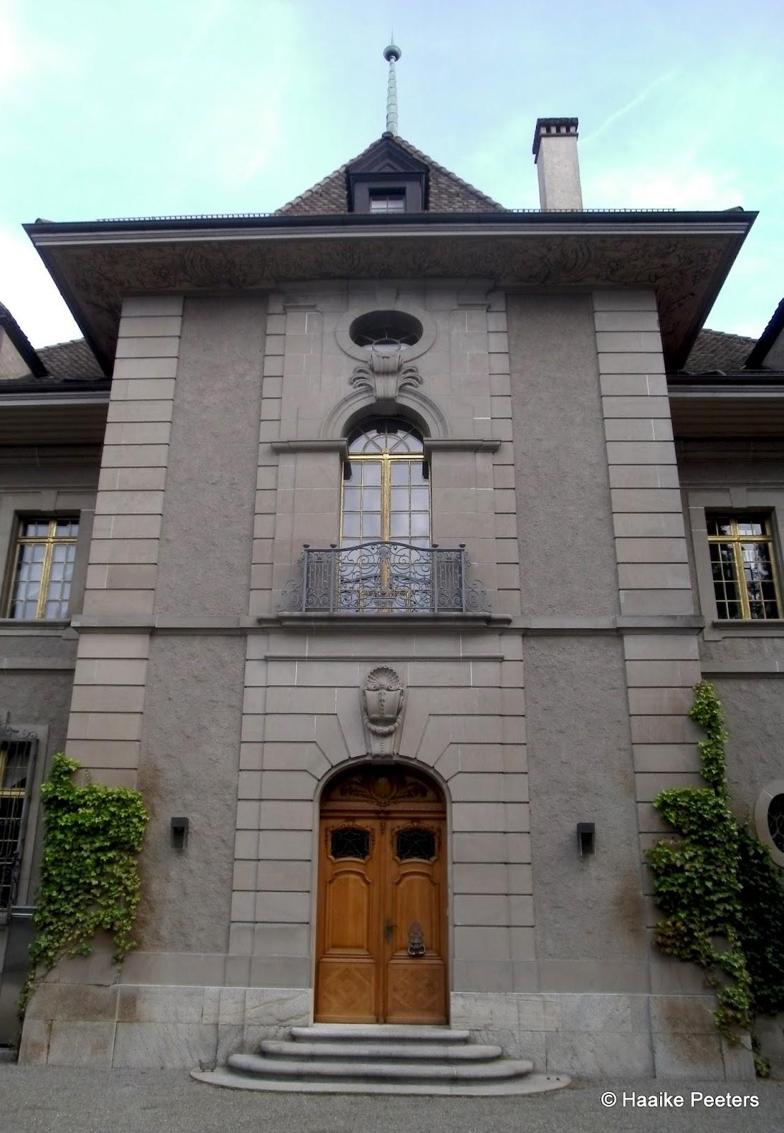 Swiss Centre for Global Dialogue (Le petit requin)