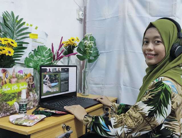 Online Gathering HII x BPN