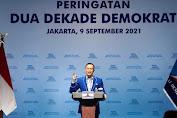 Peringati Dua Dekade Demokrat, AHY: Mari Terus Perjuangkan Aspirasi Masyarakat Indonesia