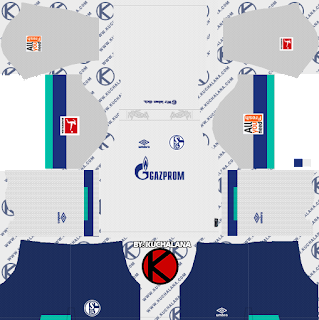 Schalke 04 2019/2020 Kit - Dream League Soccer Kits