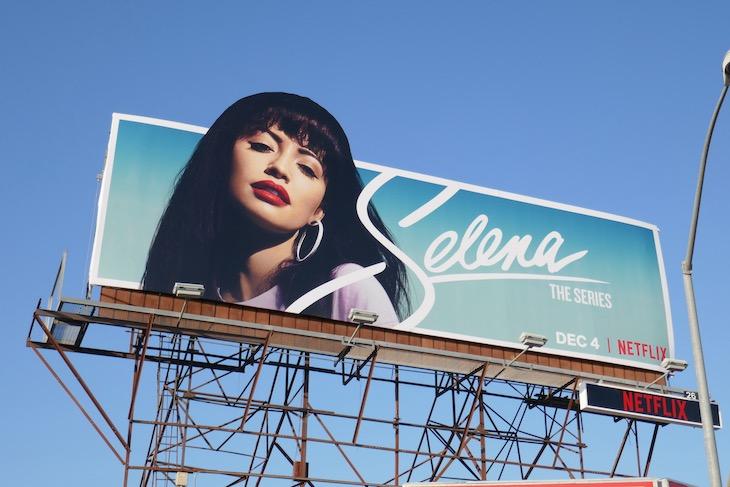 Selena Series billboard