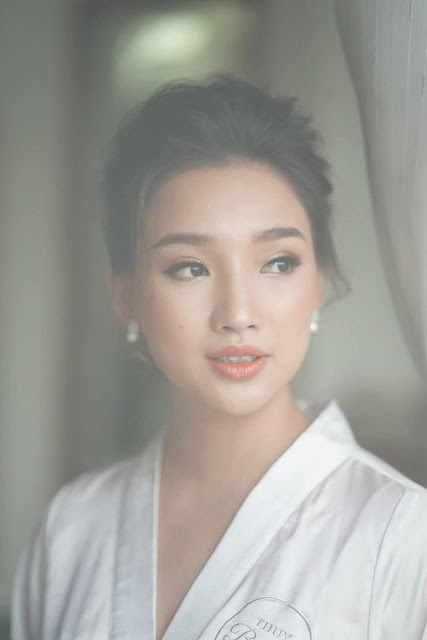 """Nhan sắc đúng chất """"nàng thơ"""" của vợ cố diễn viên Duy Nhân trong đám cưới lần 2 ở Hà Nội 1"""