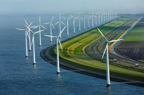 Ninh Thuận: Tìm nhà đầu tư khảo sát cho 2 dự án điện gió ven biển
