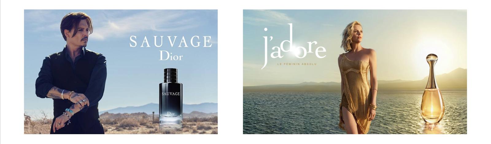 Jadore Sauvage Comment Dior Nous Parle Ramène Ta Pub Ic