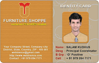 Identity Cards Templates. webbience idcard templates furniture ...