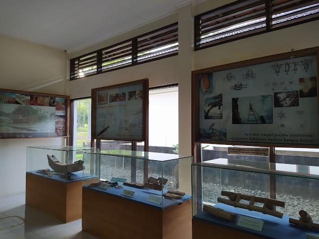 Koleksi Museum Samudraraksa