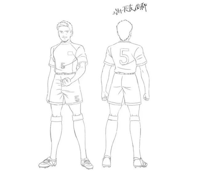 Pemain sepak bola Yuto Nagatomo membintangi Anime Khusus Kapten Tsubasa Special