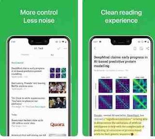 Aplikasi Baca Berita PC