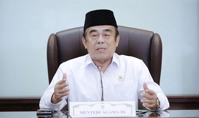 Kecam Pernyataan Macron, Menag Fachrul Razi Minta Penghina Nabi Dihukum