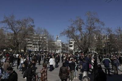 Terremoto de 6,3 graus atinge região central da Grécia