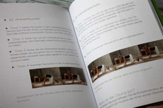 Starker Rücken - Personal Training mit Hannah Fühler (bebilderte Übungsanleitungen)