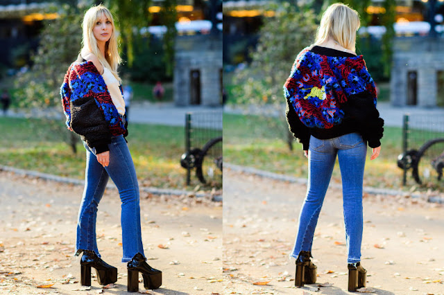 bomber kenzo x hm collezione Kenzo x HM fashion moda 3 novembre 2016 fashion blog italiani fashion blogger italiane blogger italiane di moda mariafelicia magno fashion blogger colorblock by felym fashion blog italiani