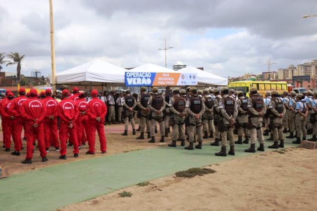 Estado autoriza novo concurso para Polícia Militar e Bombeiros