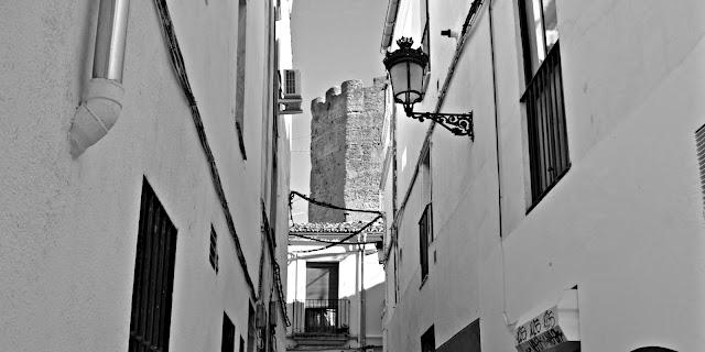 Cáceres torre de la Mora