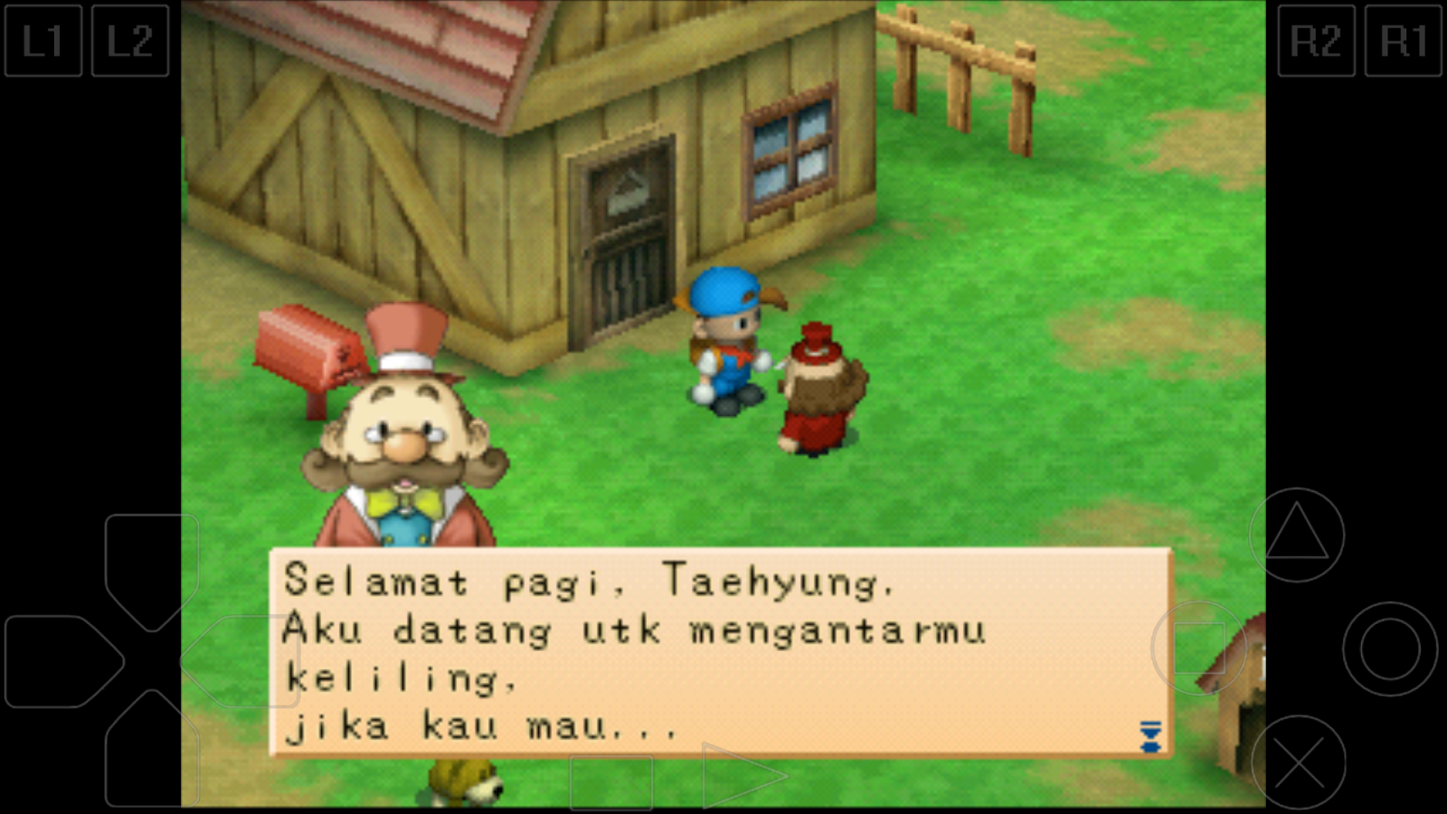 Download Game Harvest Moon : Back To Nature Android - ShareAyoo - Tutorial, Info, Dan Artikel ...