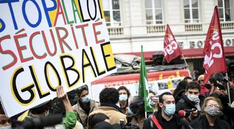 فرنسا: قانون الأمن العالمي يقلق وسائل الإعلام