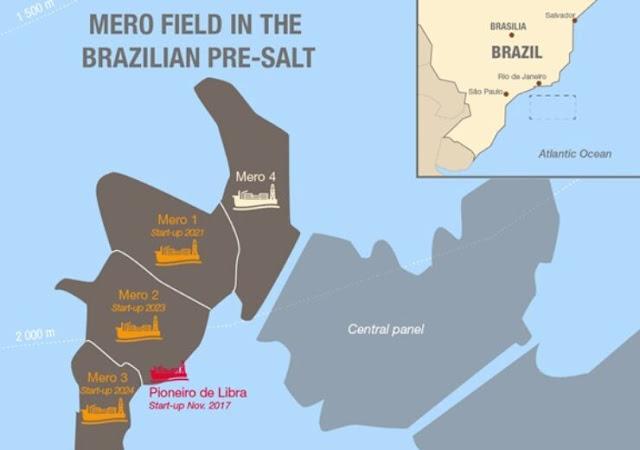 MERO Field in Brazilian Pre-Salt
