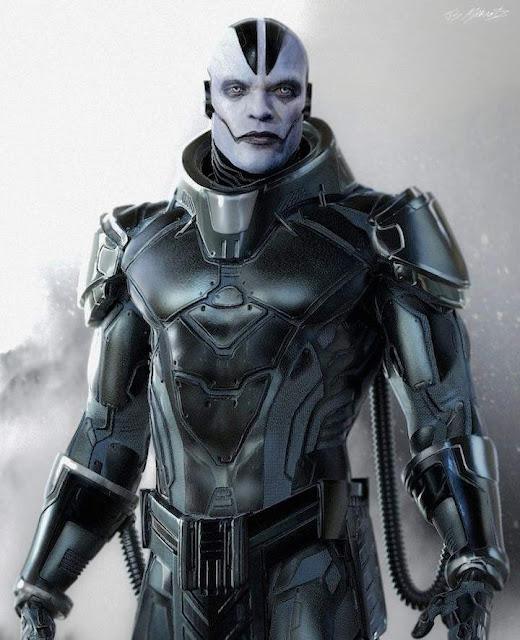 Nuevos concept arts de X-Men: Apcalypse