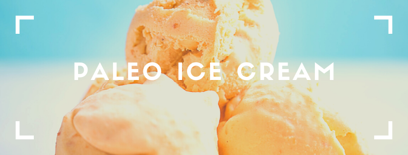 Paleo Ice Cream Header