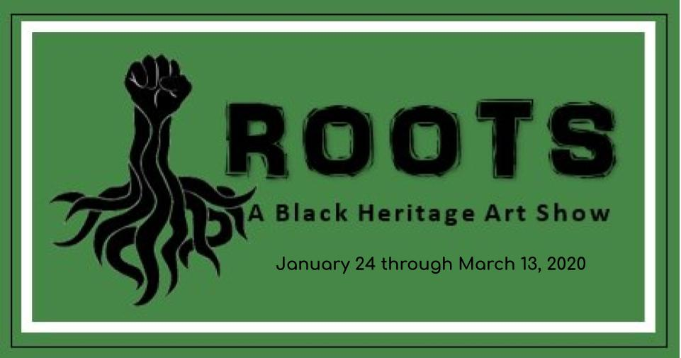 "AmadorArts: ""ROOTS: A Black Heritage Art Show"" Jan-24-Mar 13"