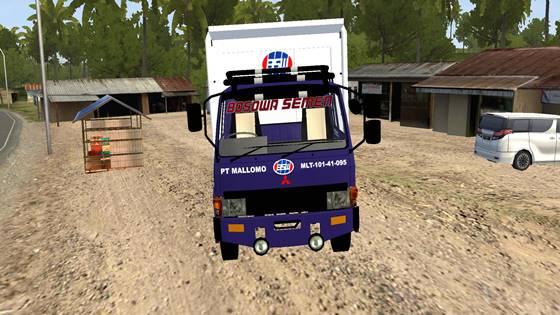 mod bussid fuso dump