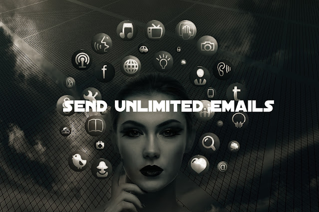 send unlimited emails