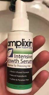 سيروم Amplixin لإنبات الشعر و تكثيفه