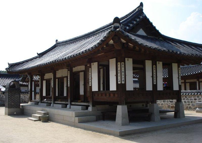 model rumah korea 1