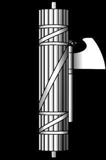 lambang fasisme italia
