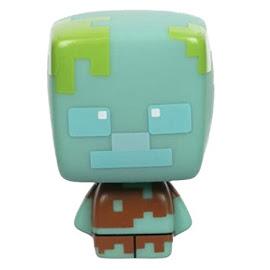 Minecraft Drowned Mobbins Series 1 Figure