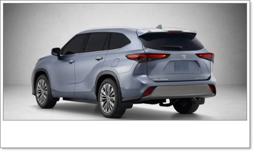 Price of New Toyota Highlander xle 2020