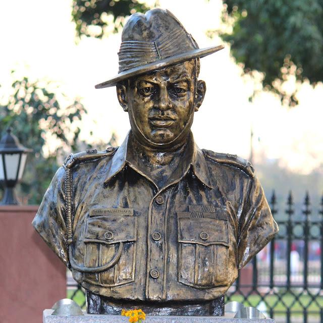 धान सिंह थापा एक वीर गोरखा - Dhan Singh Thapa a Brave Gorkha