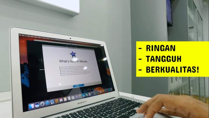 Spesifikasi Macbook Air MQD32ID/A, Keunggulan Macbook Air