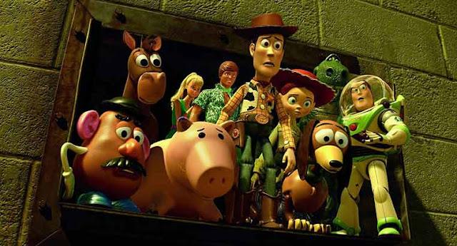 رحلة بيكسار Pixar مع الأوسكار.. أفلام تألقت في سماء فن الرسوم المتحركة  فيلم toy story 3