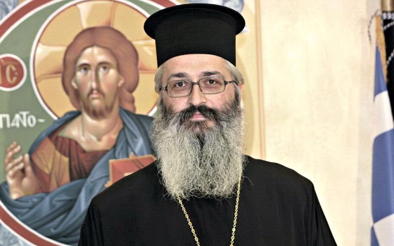 Εορτάζει την Πέμπτη ο Μητροπολίτης Αλεξανδρουπόλεως κ. Άνθιμος