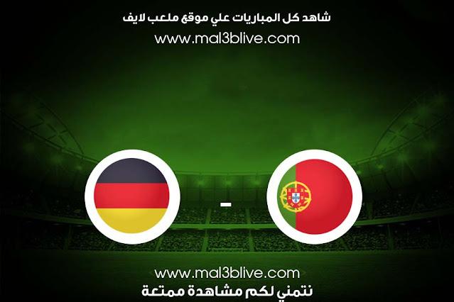 مشاهدة مباراة البرتغال وألمانيا بث مباشر اليوم الموافق 2021/06/19 في يورو 2020