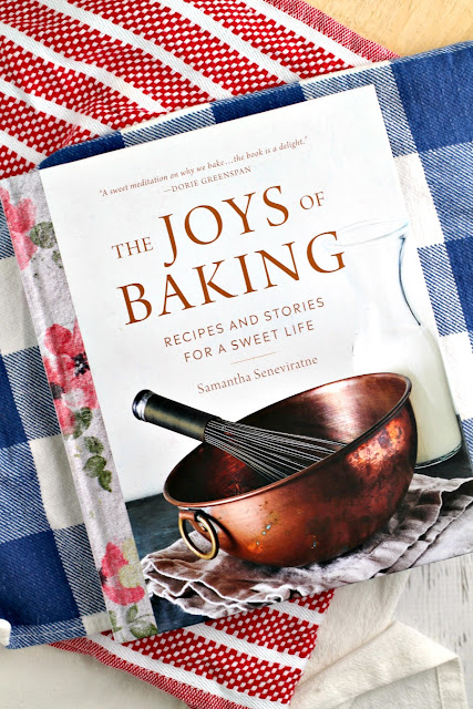Whether you are looking for a chocolate dessert or a cake recipe or something in between, THE JOYS OF BAKING: Recipes and Stories for a Sweet Life by Samantha Seneviratne will have just the dessert recipe you are looking for.