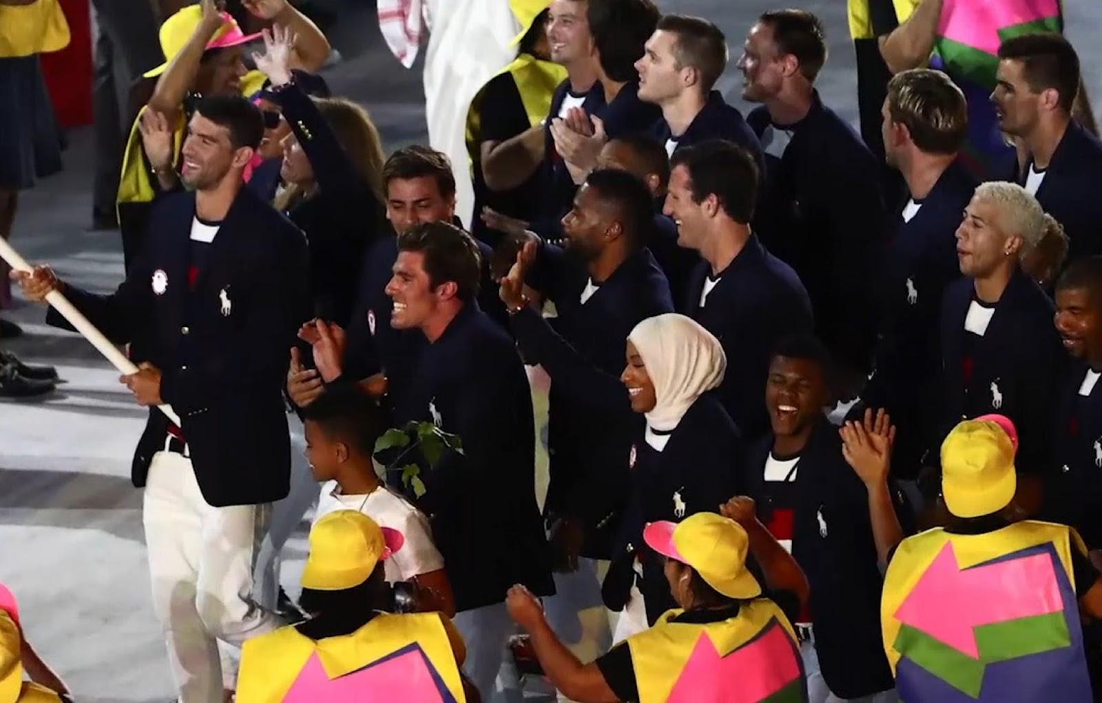 RIO OLYMPICS OPENING CEREMONY 24