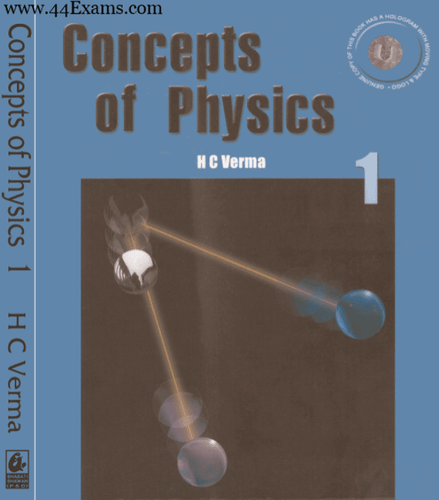Concepts-of-Physics-Volume-1-by-HC-Verma-For-All-Competitive-Exam-PDF-Book